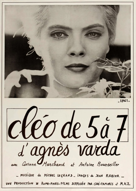 CLEO DE 5 A 7 - French Poster 2