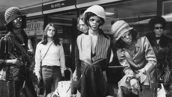 Sunday Soul: Sly and the Family Stone – Just Like a Baby