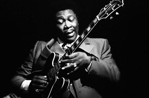 RS #499 B.B. King- How Blue Can You Get