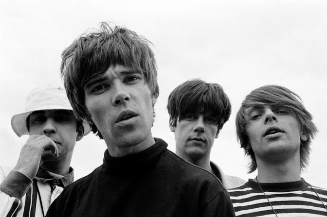 RS #498 The Stone Roses – Waterfall