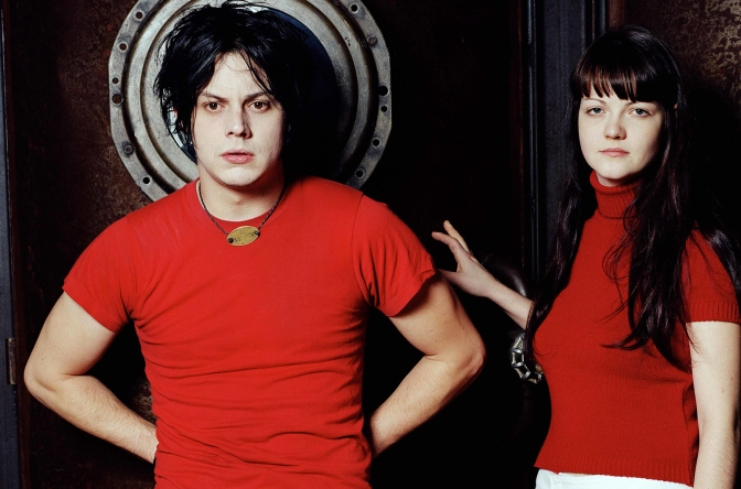 RS #497 The White Stripes: We're Going to Be Friends